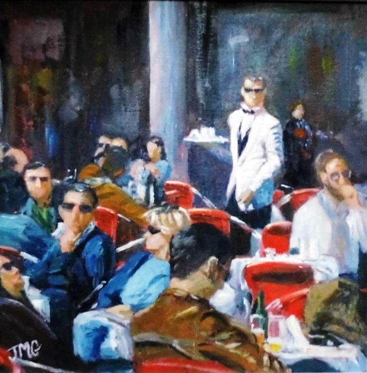 Venetian Cafe
