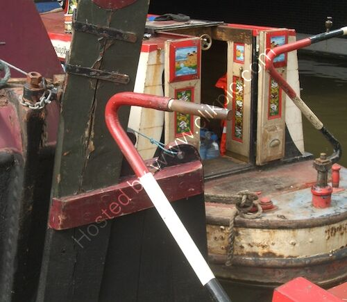 narrowboat baron 64 at little venice