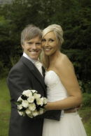 Holly and Wayne,Henley-in-Arden