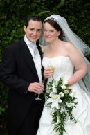 Lisa and Matt,Ardencote Manor Hotel and Country Club