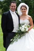 Emma and Steve,Ettington Park Hotel