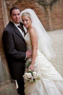 Jennie and Andy,Kenilworth Castle
