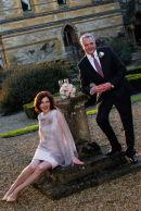 Lana and Paul,Ettington Park Hotel