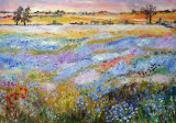 """FIELDS OF BLUE"" OIL"
