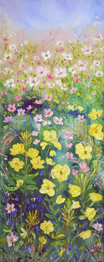 """GOOD EVENING PRIMROSE""  OIL"