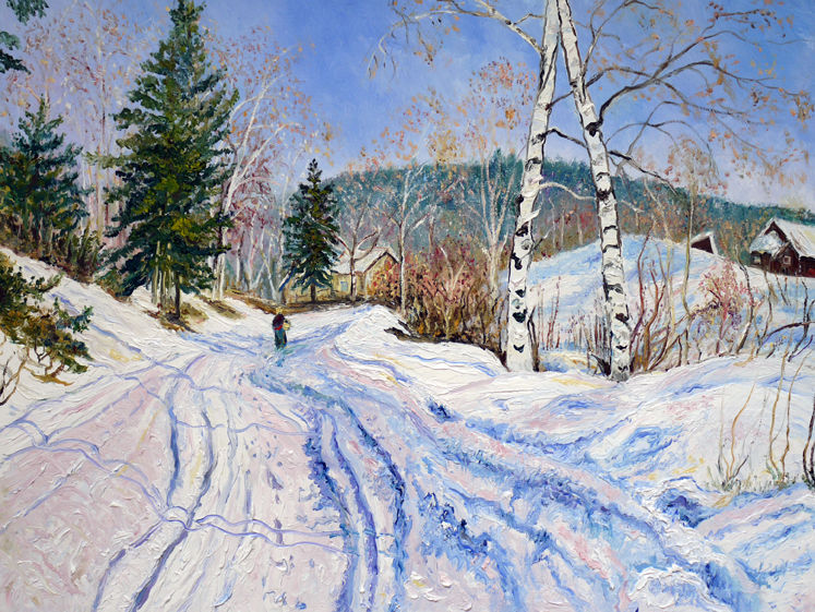 "PAST TIMES -"" NORWEGIAN WOOD"" OIL"