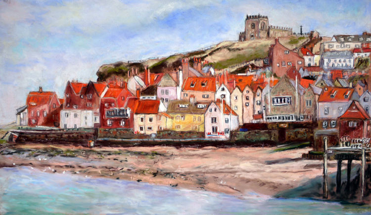 """WHITBY"" PASTEL"