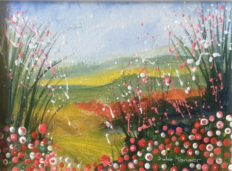 Country Flowers II