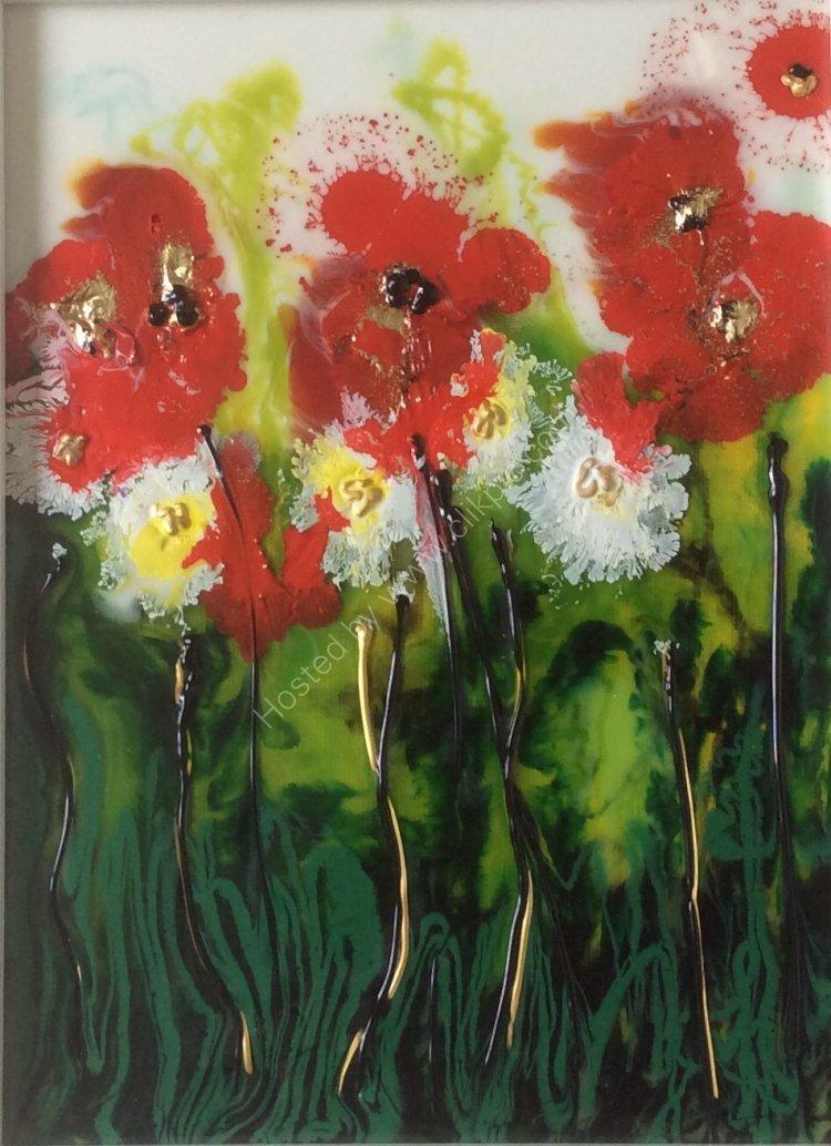 Poppy Textures II