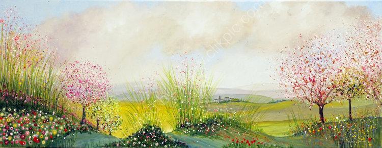 Floral Panorama