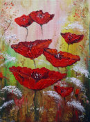 7 POPPIES OIL