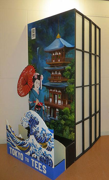 Tokyo to Tees, Dorman Museum, Julie Macbean