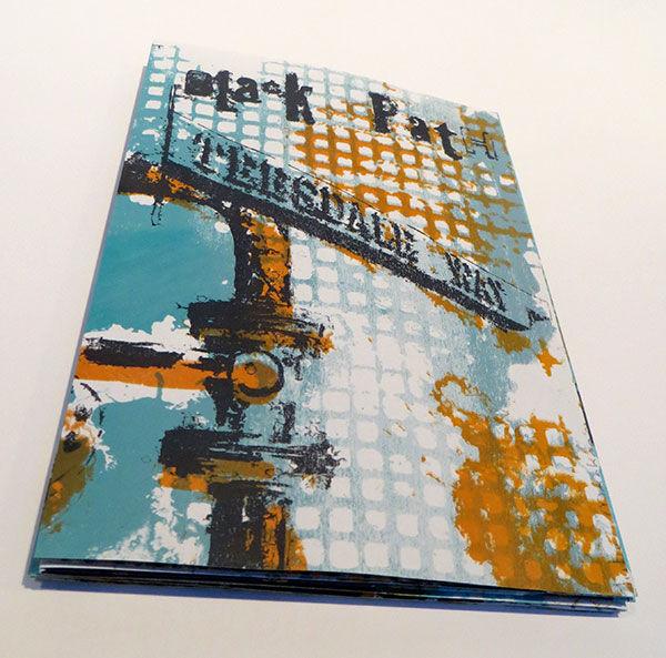 Black Path, Artist Books, Julie Macbean