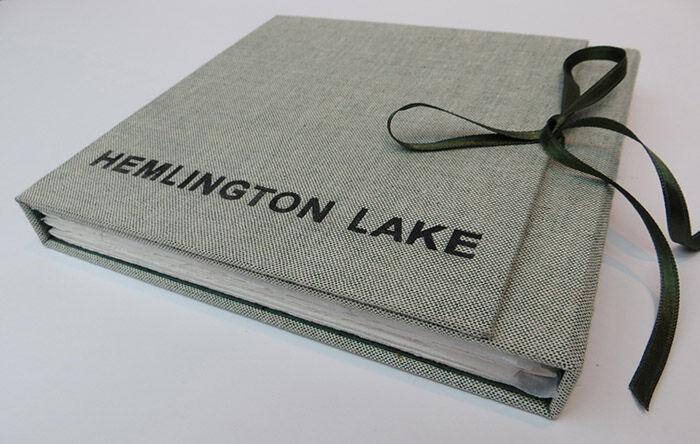 Hemlington Lake, Artist Books, Julie Macbean