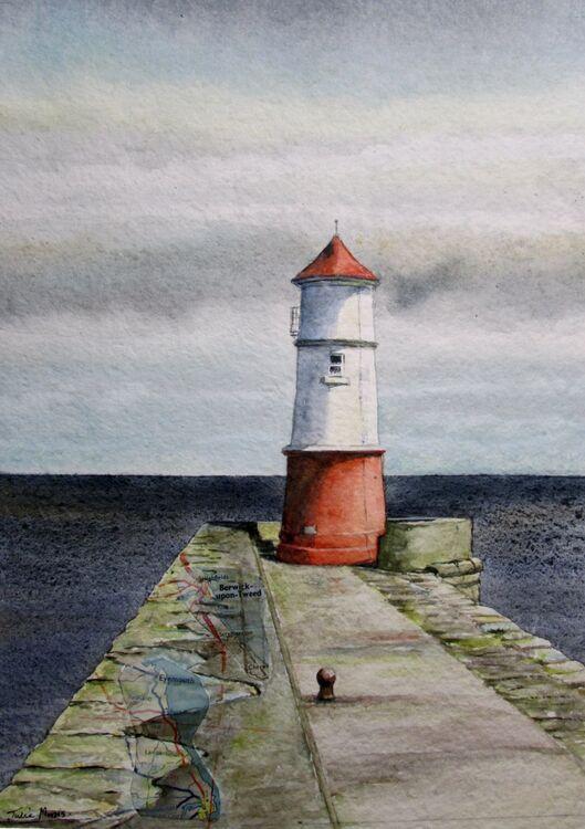 Berwick Light house