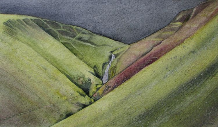 Grey Mare`s Tail