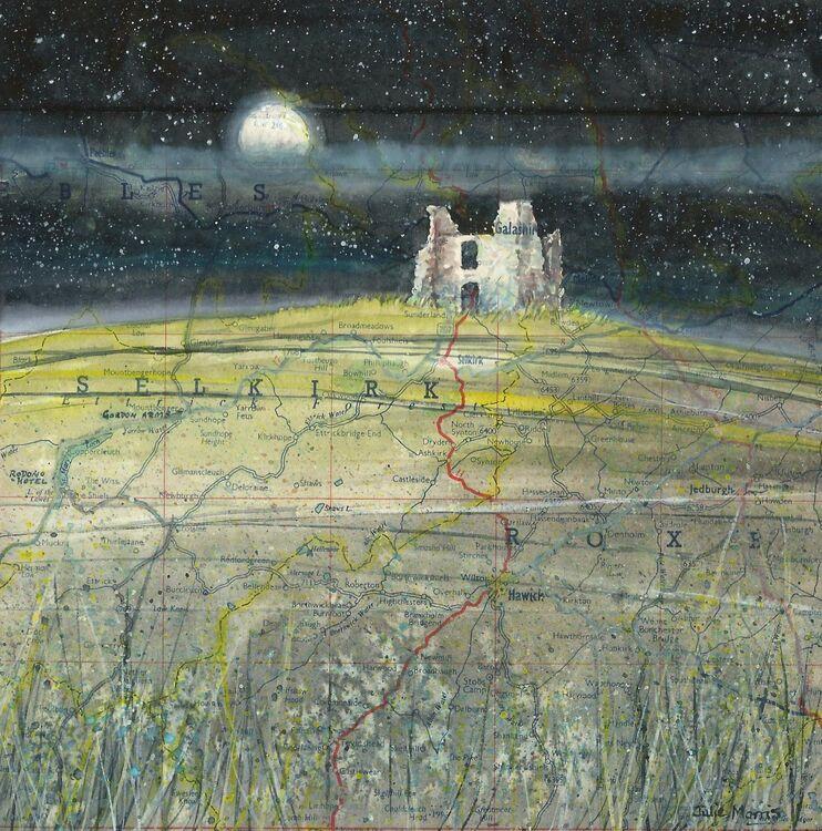 Moonlight, Horsburgh Castle