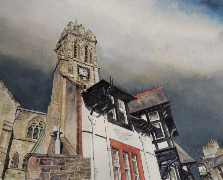 Old Parish and Bridge Inn