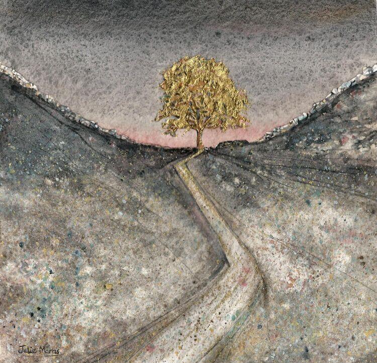 Sycamore Tree, Hadrian`s Wall