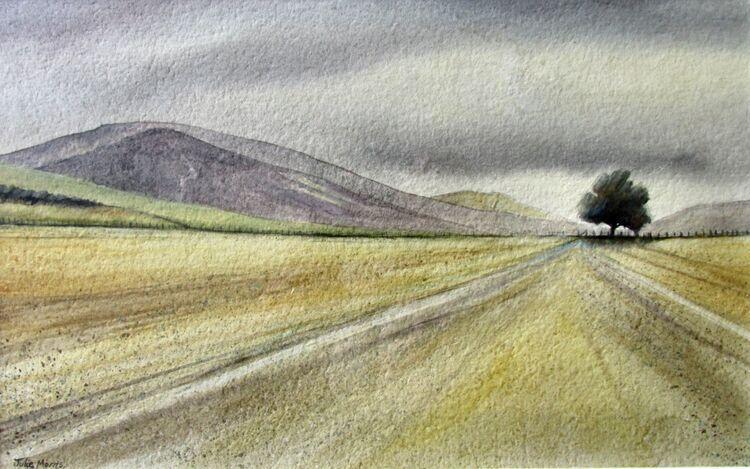 Towards the Pentlands