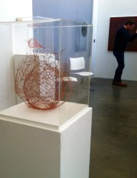 Solo  exhibition at 20-21 gallery