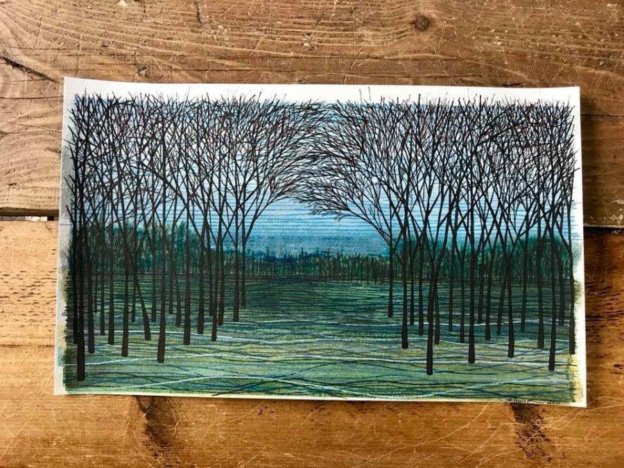 Study of Sealings Wood.