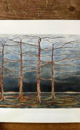 Collective of Twisted Trees