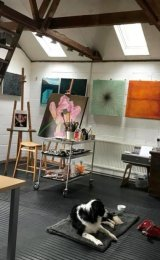 Art Studio.