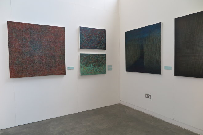 sSolo exhibition at 20-21 gallery