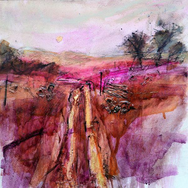 Path to Machrie Moor, Arran