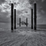 Derelict Pier Brighton P9070008