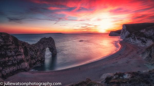 Dorset durdle door sunset_6722064-150929-1