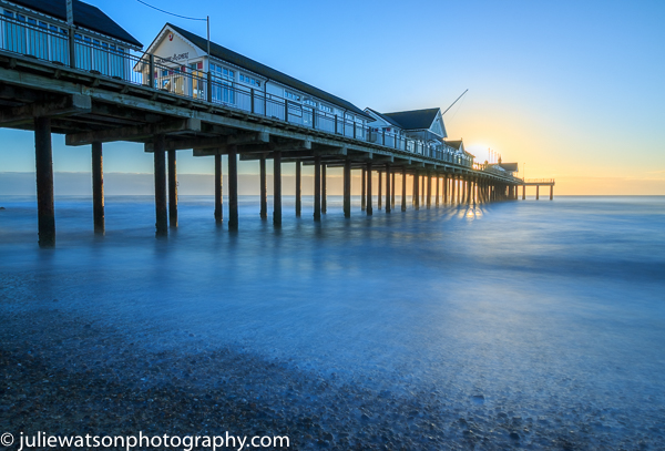 Southwold pier sunrise 9645