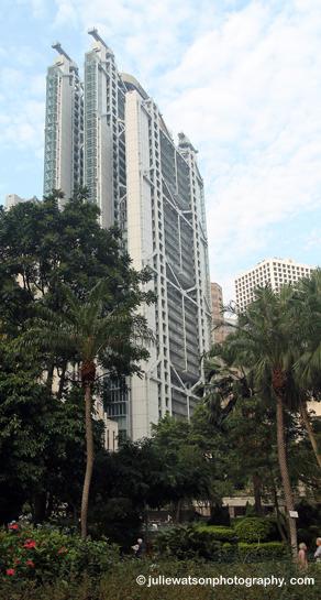hong kong shanghai bank  elevation 5289