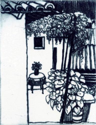 Garden, Levkas