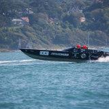 Allblack Racing Power Boat - Solent