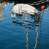 Yacht Stern - Lymington Marina