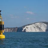 Bridge Cardinal Buoy - Needles Isle of Wight