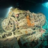 Motor Bike - SS Thislegorm Red Sea