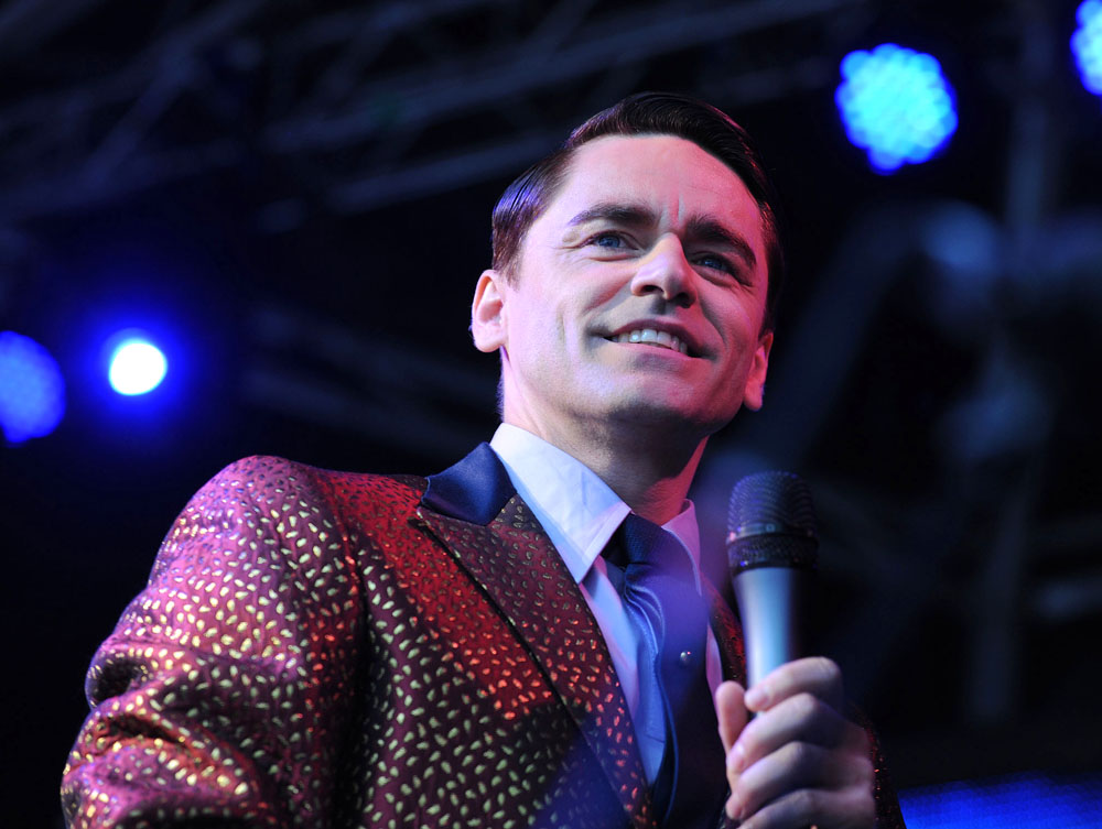 Ryan Molloy as Franfie Valli Jersey Boys