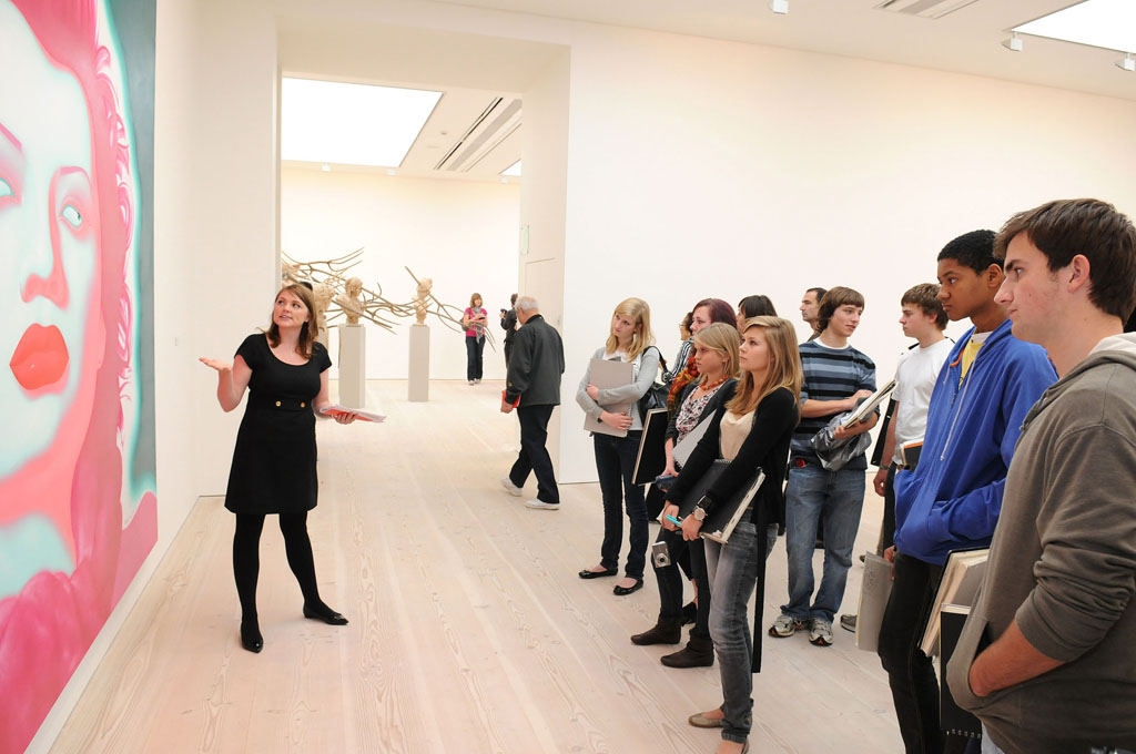 Art Education Day, Saatchi Gallery