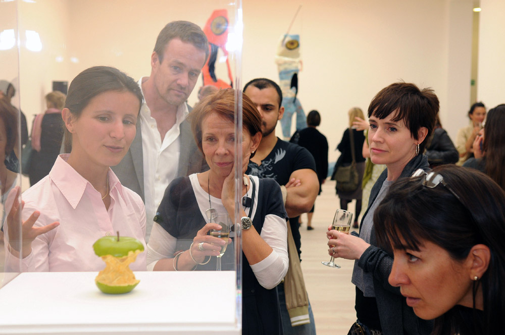 Education event at Saatchi Gallery