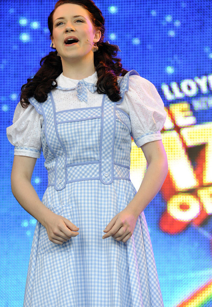 Daniella Hope Wizard of Oz Musical, West End