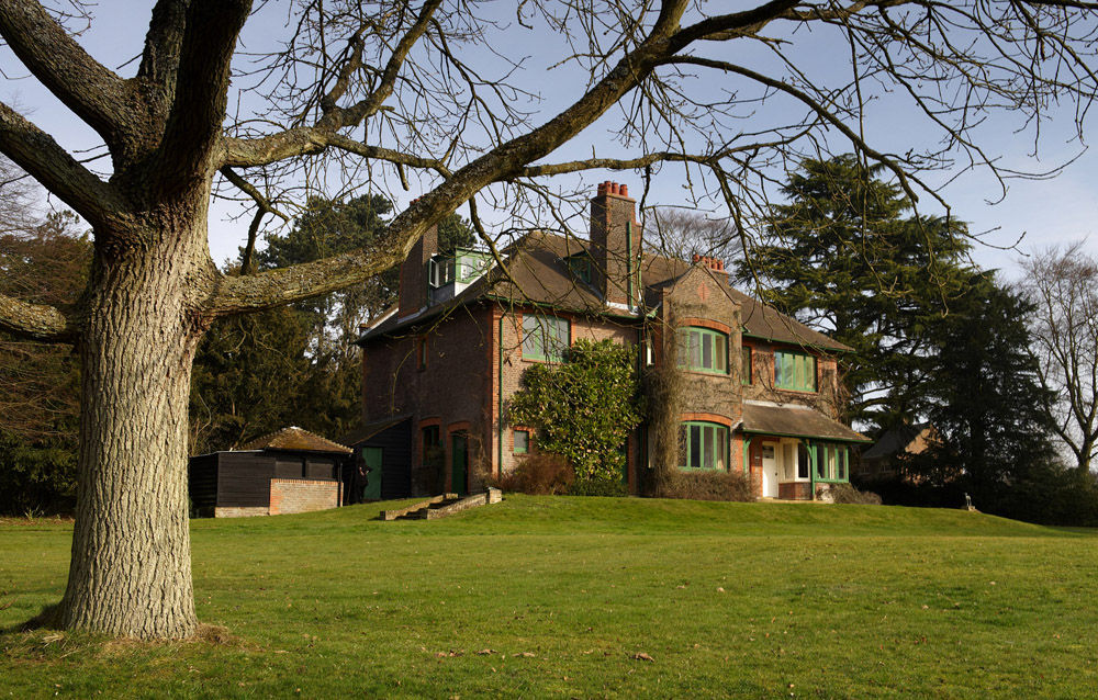 Shaw Corner, National Trust. Home of George Bernard Shaw