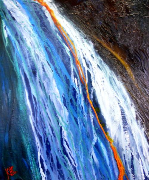 Moorland falls 2