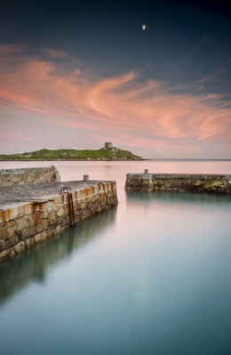Dalkey Island viewed from Coliemore Harbour, Dalkey, Co. Dublin