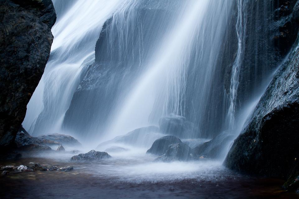 Powerscoourt Waterfall