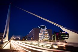 IMG 6202 - Samuel Beckett Bridge