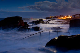 Forty Foot Storm