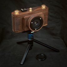 Karlos 131. 6x12 camera with 60mm focal lenth